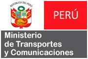 Resultado de imagen para ministerio de transportes y comunicaciones peru