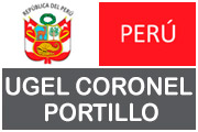 UNIDAD DE GESTIÓN EDUCATIVA LOCAL DE CORONEL PORTILLO